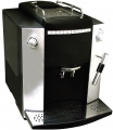 fully automatic espresso coffee machine is equipped with both a brewing and grinder unit