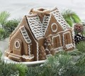 Platinum Gingerbread House Bundt Pan