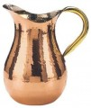 Water Copper Water Pitcher