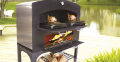 Stand for   WOOD BURNING OVENS large